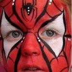 Spiderman Trucco Bambini Milano