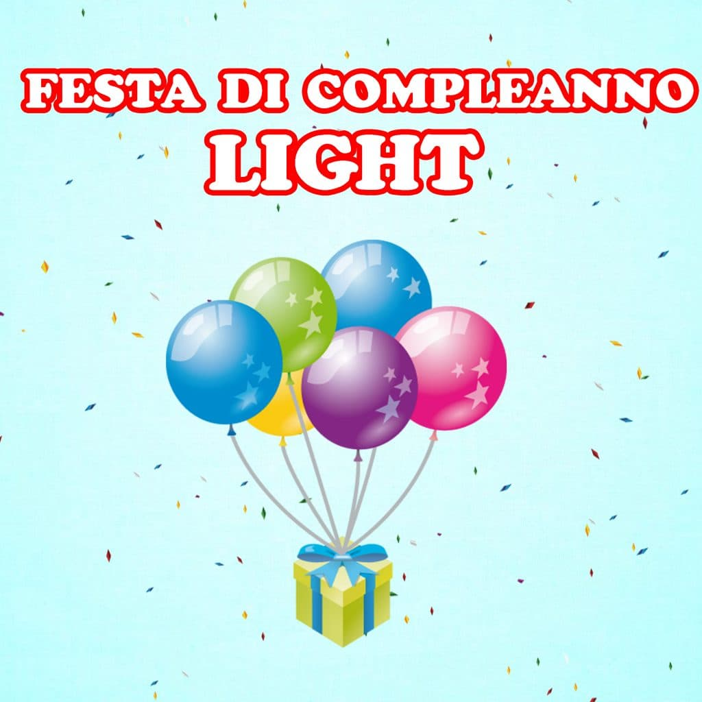 Feste di Compleanno per Bambini Light