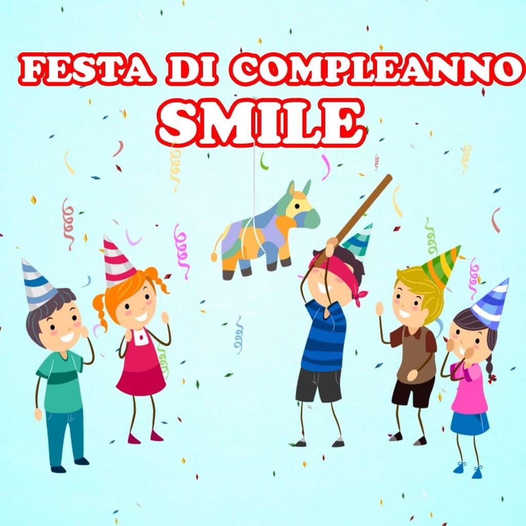 Feste di Compleanno per Bambini Smile