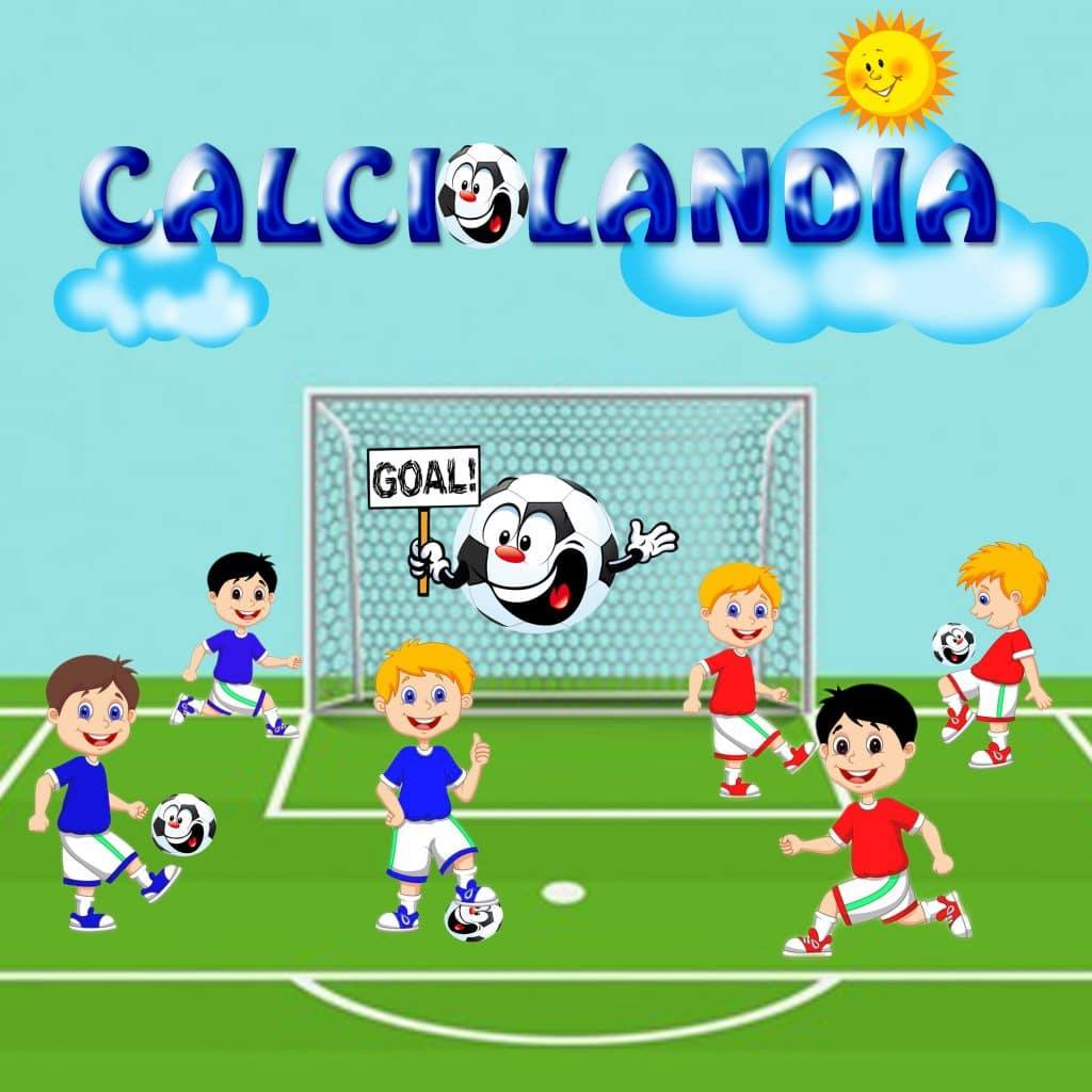 Festa per bambini CALCIOLANDIA