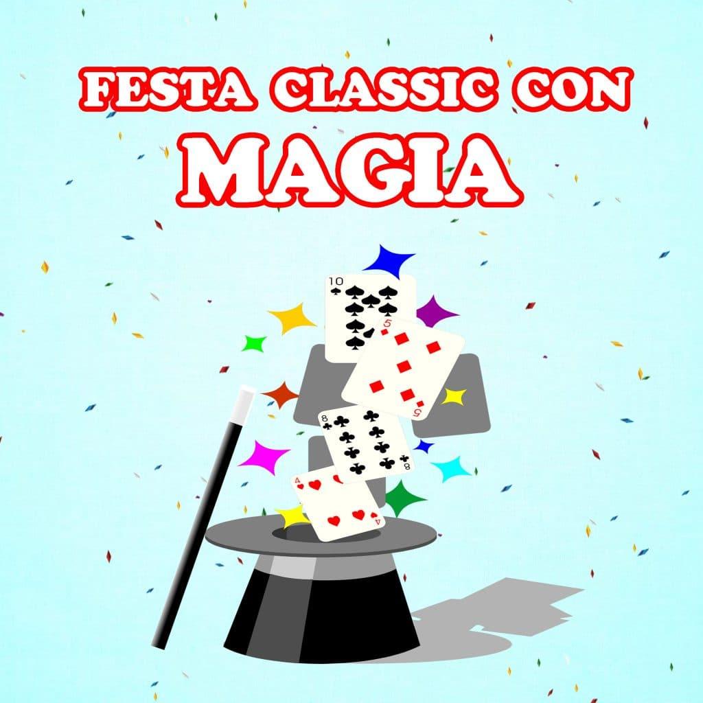 Feste di Compleanno per Bambini Classic con Magia