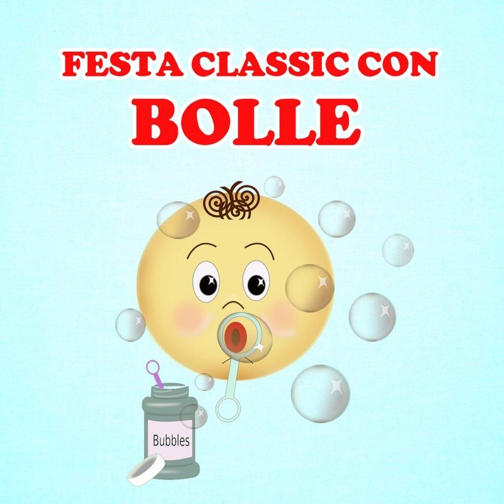 Festa classica con bolle Milano