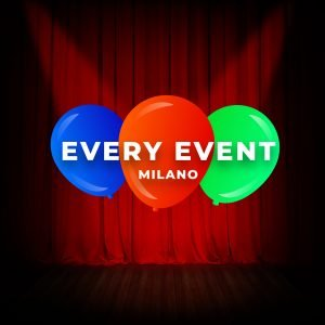 Every Event Milano Logo con tende